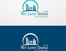 "#31 untuk Design a Logo for Hotel Booking Site ""We Love Dubai.com"" oleh babugmunna"