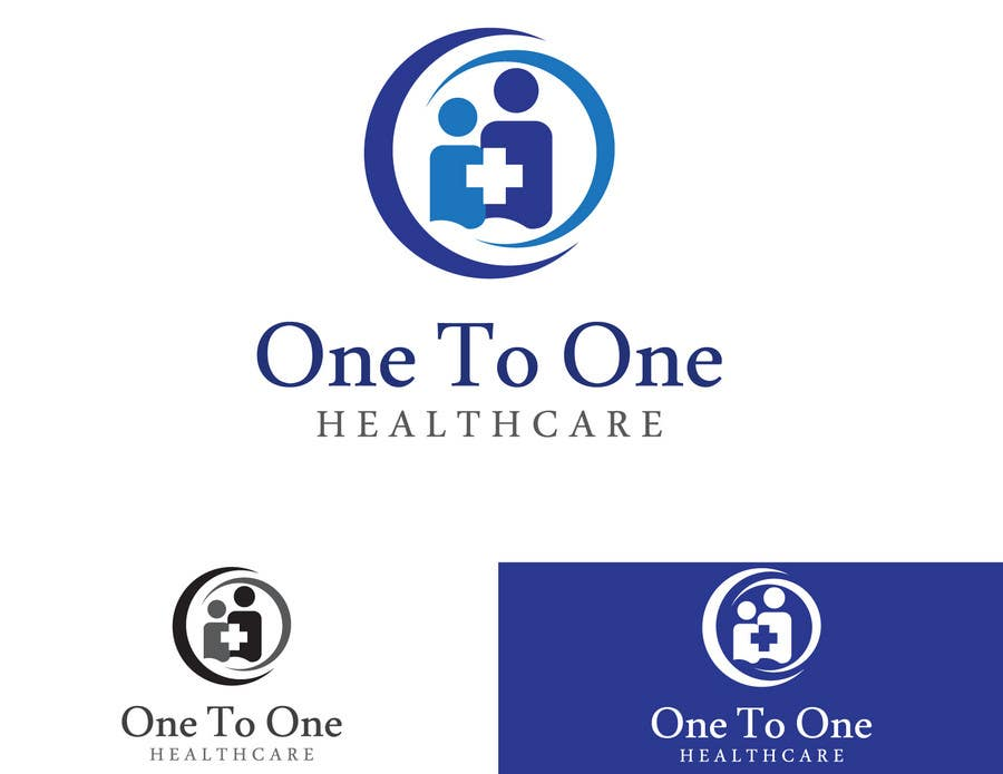 Konkurrenceindlæg #                                        132                                      for                                         Logo Design for One to one healthcare