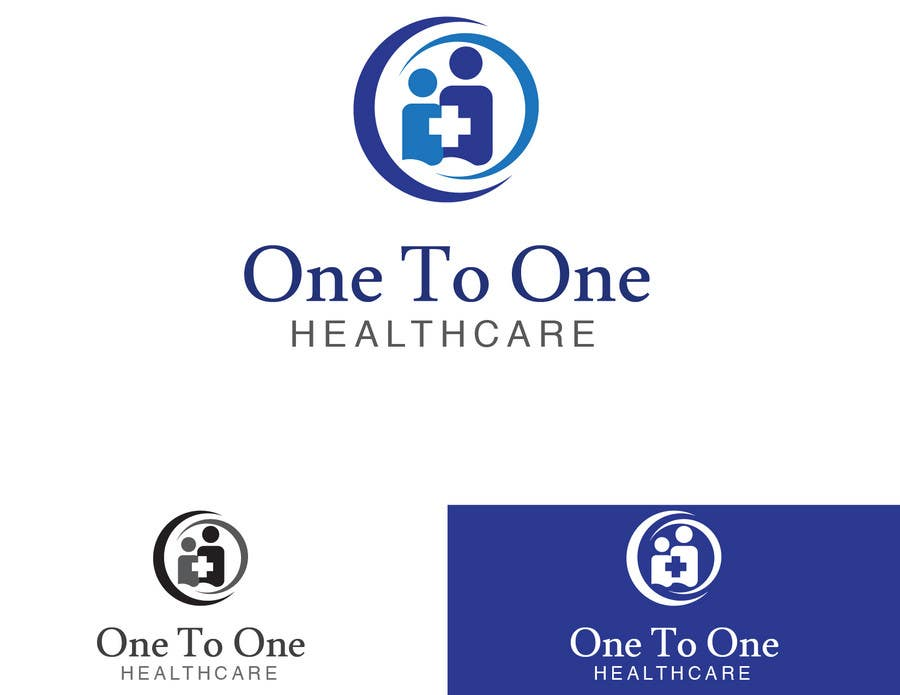 Konkurrenceindlæg #                                        138                                      for                                         Logo Design for One to one healthcare