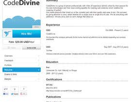 #660 untuk Scriptlance Users: Complete your Profile and Win! oleh codedivine