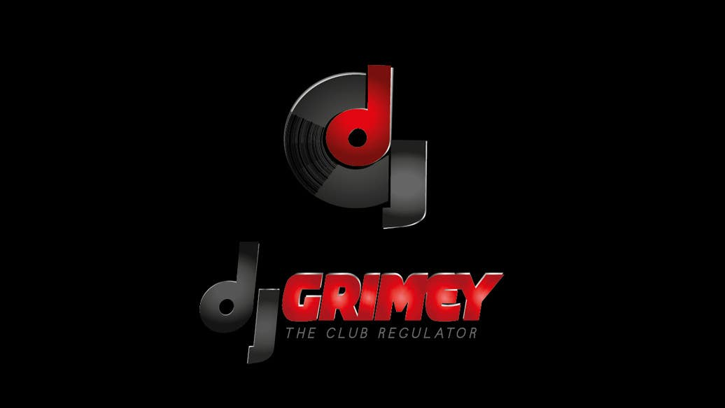 "Inscrição nº 204 do Concurso para Logo Design for Dj Grimey ""The Club Regulator""!"