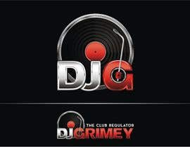 "#141 for Logo Design for Dj Grimey ""The Club Regulator""! by flov"