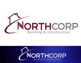 #328 para Corporate Logo Design for Northcorp Building & Construction por aquariusstar