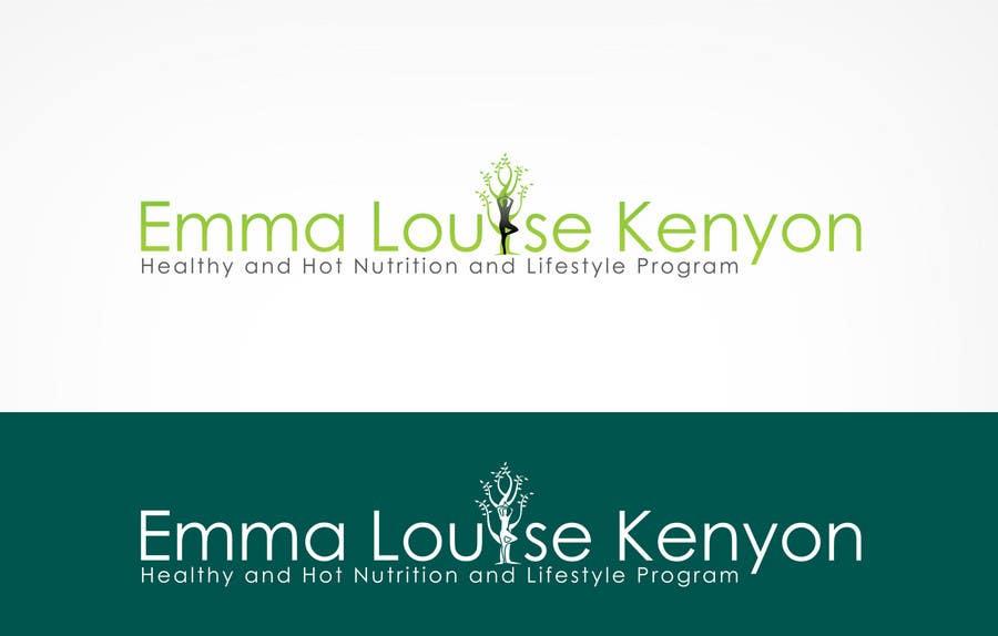 Contest Entry #35 for Logo Design for Emma Louise Kenyon