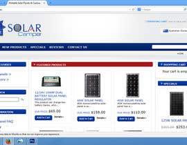 #16 para Design a Logo for Solar Camper por dileepanet