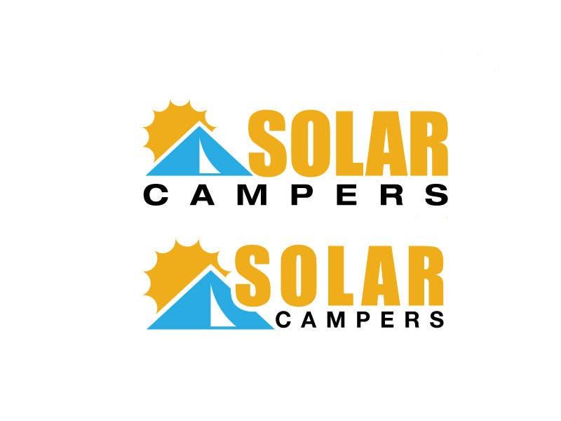 Inscrição nº                                         52                                      do Concurso para                                         Design a Logo for Solar Camper