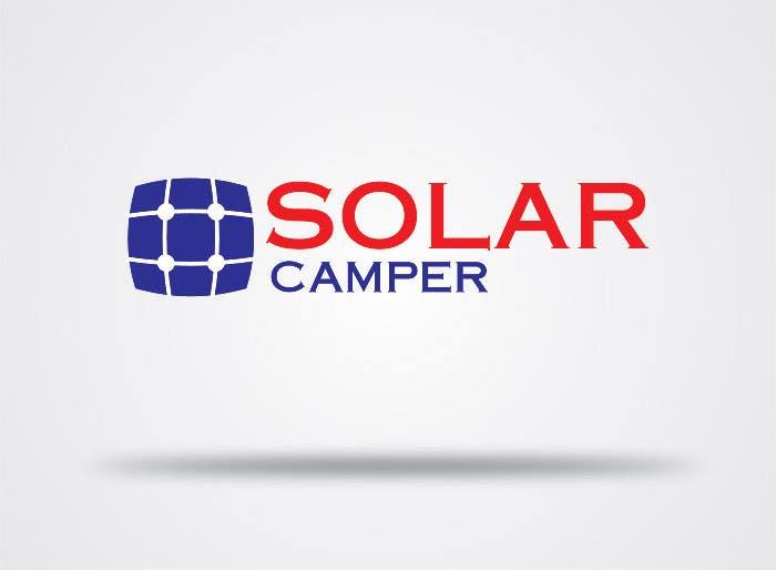 Inscrição nº                                         95                                      do Concurso para                                         Design a Logo for Solar Camper
