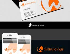 #222 for Logo Design for Webilicious by tanuja226
