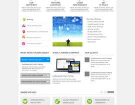 #21 untuk Design a Website for Fresh Talent oleh pragnatechno