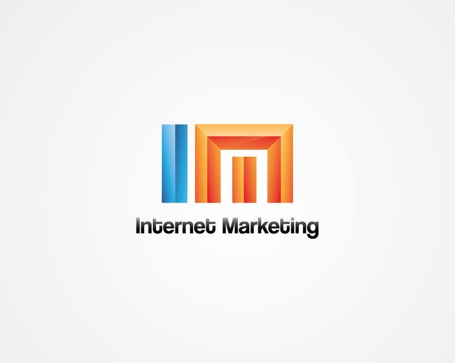 Konkurrenceindlæg #                                        64                                      for                                         Design a Logo for an Internet Marketing company