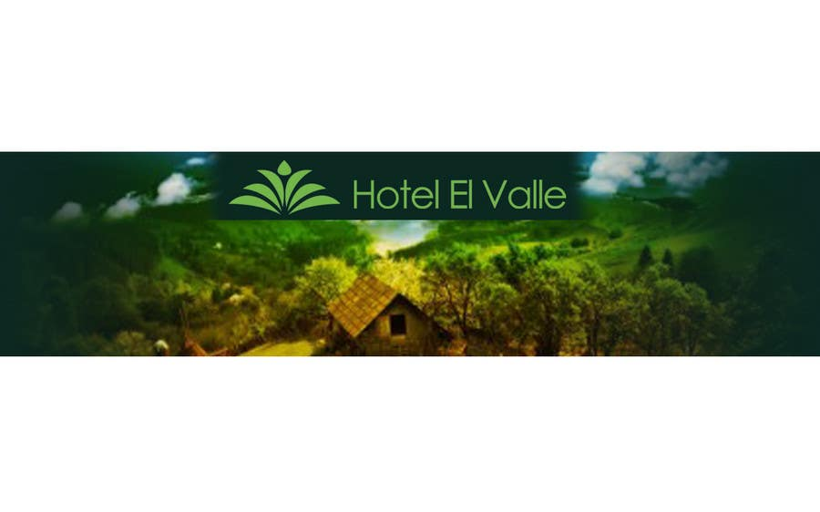 Конкурсная заявка №95 для Banner Ad Design for Hotel el Valle