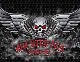 #4 untuk Design a Logo for Miami Gardens Police Motor Unit oleh blaesisus