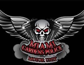 #1 untuk Design a Logo for Miami Gardens Police Motor Unit oleh MalikNaveed99