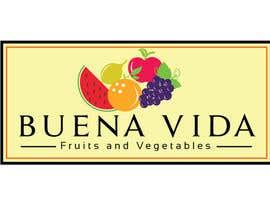 nº 47 pour Design a Logo for Buena Vida Fruits and Vegtables par thstudio1