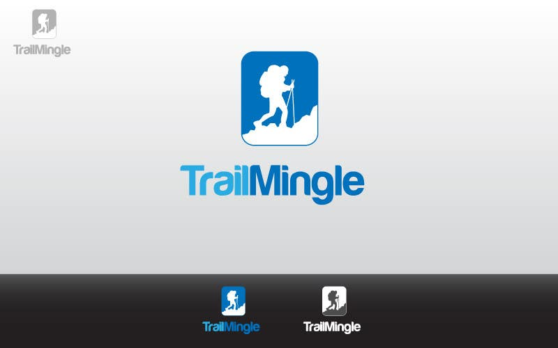 #81 for Trail Mingle Logo Design Contest by CristianLuca