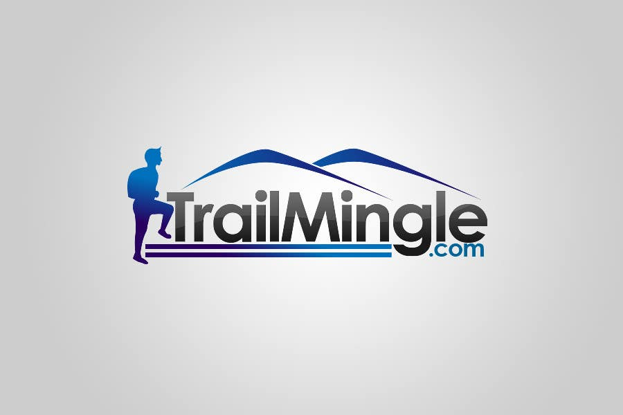 #102 for Trail Mingle Logo Design Contest by GreenDiamond