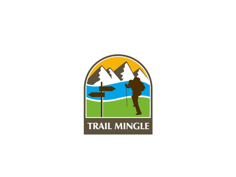 #70 for Trail Mingle Logo Design Contest by datagrabbers