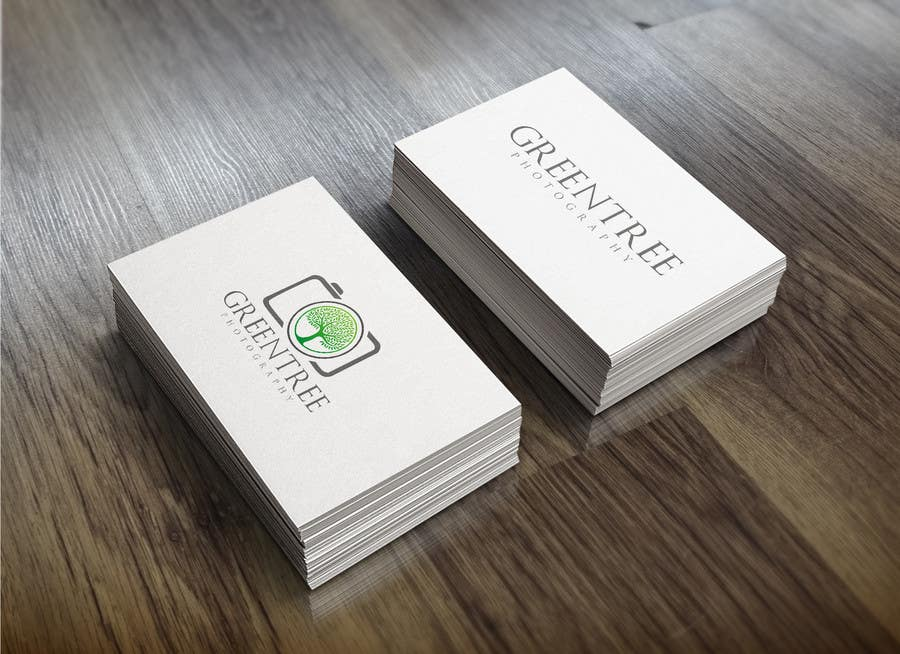 Konkurrenceindlæg #                                        30                                      for                                         Develop a Simple and Clean Corporate Identity for Business called: Greentree Photography