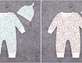 #19 para Create a pattern for baby clothes por satishvik2020