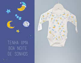#6 para Create a pattern for baby clothes por mauriciochahad