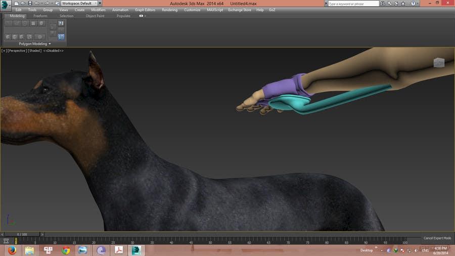 Penyertaan Peraduan #                                        10                                      untuk                                         Create an Animation for All Natural Flea Killer
