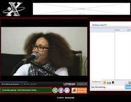 robertlopezjr tarafından Design a Website Mockup for BxRecords.TV için no 4