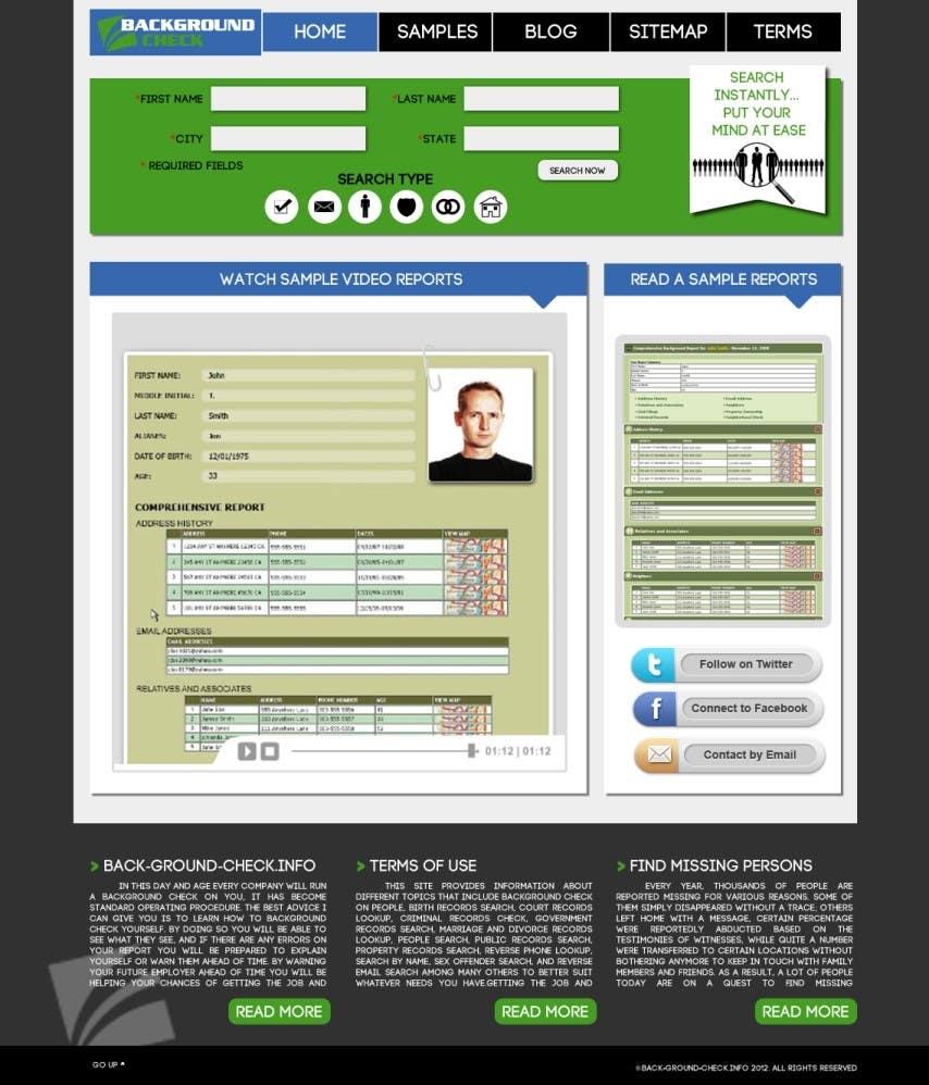 #25 for Website Design for Innovalist by alexblueb