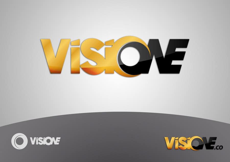 """Inscrição nº                                         49                                      do Concurso para                                         logo design for """"visione.co"""""""