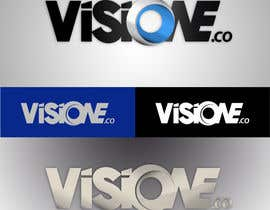 "#146 para logo design for ""visione.co"" por RobertoValenzi"