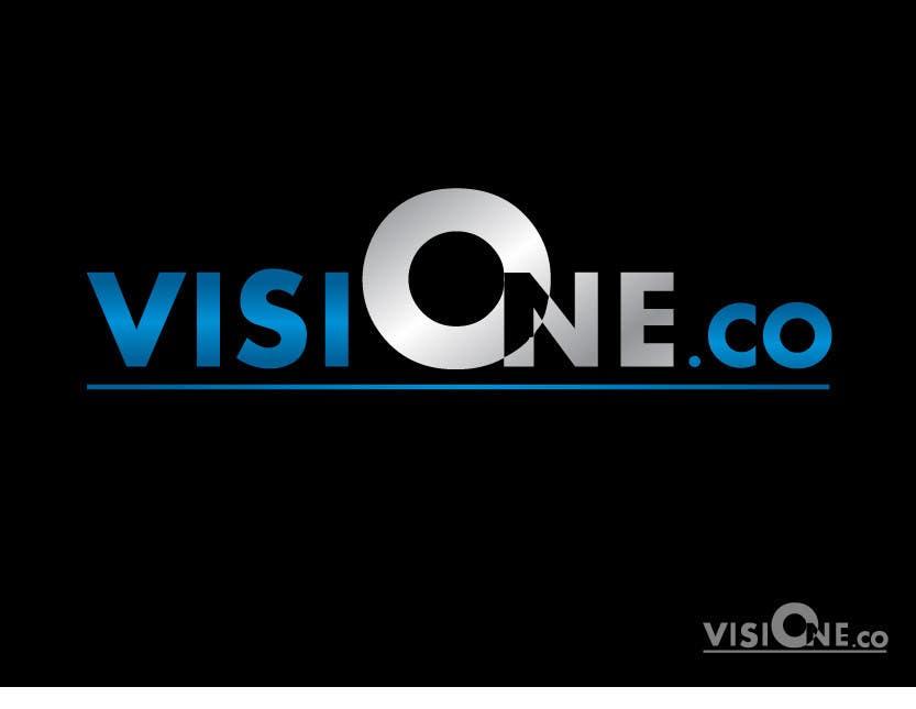 """Inscrição nº                                         128                                      do Concurso para                                         logo design for """"visione.co"""""""