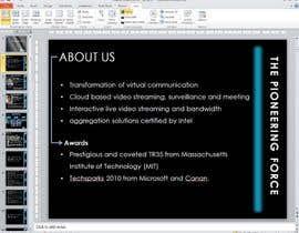 nº 10 pour Enhance the corporate presentation -- 2 par itiki123