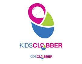 #70 para Design a logo for a website named kidsclobber.com.au por marlopax