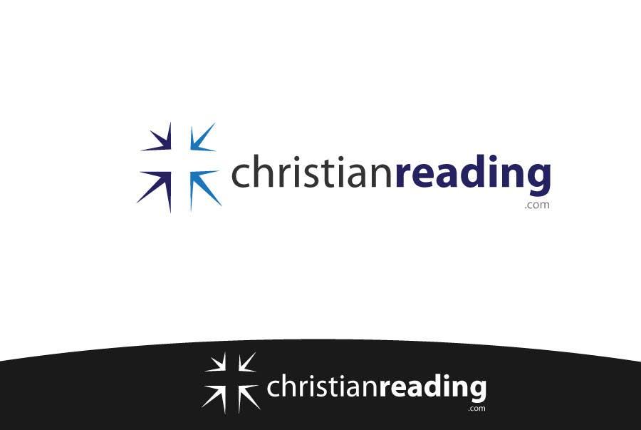 #79 for Christian Reading Logo Design by danumdata