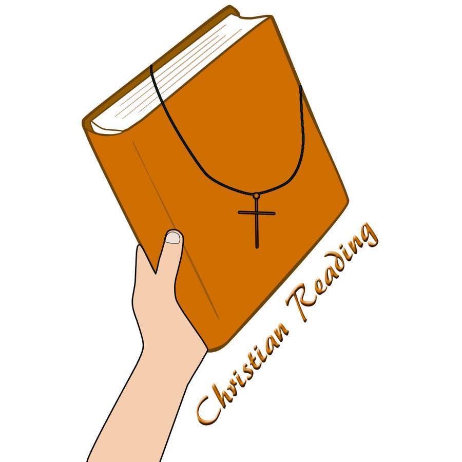 Inscrição nº 36 do Concurso para Christian Reading Logo Design