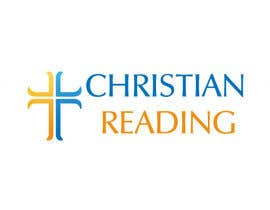 #54 para Christian Reading Logo Design por datagrabbers