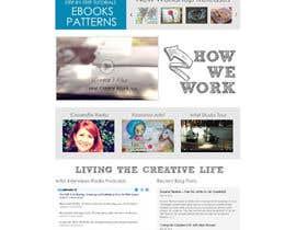 #15 para Home Page Design For www.iCreateFlix.com por joseyde01