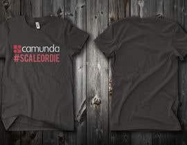 #3 untuk Design a T-Shirt for camunda / scale or die oleh mercado1990