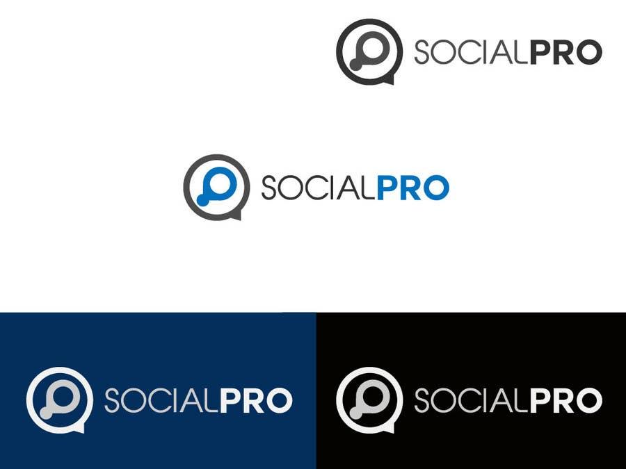 Contest Entry #156 for Logo Design for SOCIALPRO