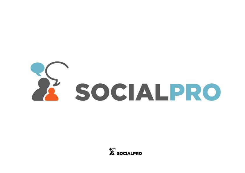 Contest Entry #129 for Logo Design for SOCIALPRO