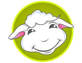 nº 9 pour Mascot for Website - A Sheep par yourdesigns