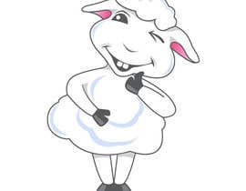 #11 untuk Mascot for Website - A Sheep oleh yourdesigns