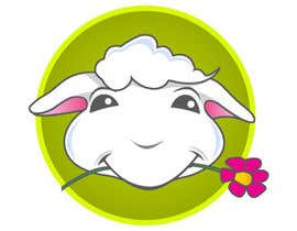 nº 7 pour Mascot for Website - A Sheep par yourdesigns