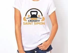 #6 for Proposez un graphisme pour un t-shirt d'une salle de CrossFit af prabhjotsajjan