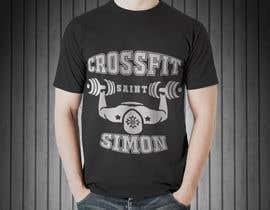 #11 for Proposez un graphisme pour un t-shirt d'une salle de CrossFit af sellakh32