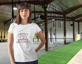 #26 for Proposez un graphisme pour un t-shirt d'une salle de CrossFit af sellakh32