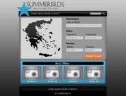 Bài tham dự #71 về Graphic Design cho cuộc thi Website Design for SUMMERBEDS