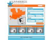 Bài tham dự #76 về Graphic Design cho cuộc thi Website Design for SUMMERBEDS