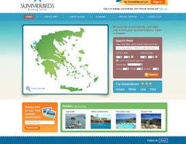 marijoing tarafından Website Design for SUMMERBEDS için no 10
