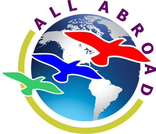 Конкурсная заявка №87 для Logo Design for All Abroad