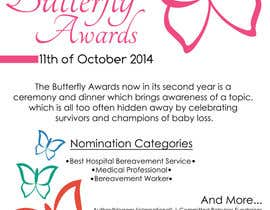 #1 for Jazz up an Advertisement for The Butterfly Awards af masroor9228